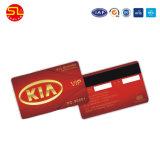 La RFID Carte bancaire avec une bande magnétique