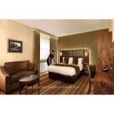 カスタマイズされた木のホテルのプロジェクトの寝室の家具(KL TF 0017)