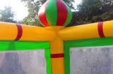 Castello di salto gonfiabile personalizzato dei capretti per il partito