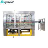 На заводе производства плодоовощных консервов для безалкогольных газированных напитков питьевой заполнения машины
