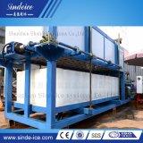 Macchina di fabbricazione di ghiaccio industriale di Blcok di 25 tonnellate con il prezzo del compressore e di fabbrica della Germania Bitzer