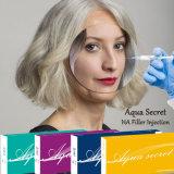 Hyaluronic Säure-Hauteinfüllstutzen des Aqua-Geheimnis-2017 für Verjüngung