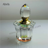 kosmetische verpackende Kristallflasche des duftstoff-12ml für Duftstoff-Öl