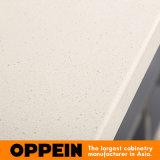 E1 1개 단위 아크릴 부엌 찬장 DIY (OP15-011)에서 표준 편평한 가장자리 합판 전부