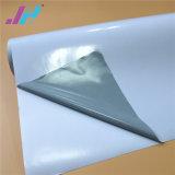 디지털 인쇄를 위한 백색 자동 접착 비닐