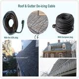 O telhado degela o cabo de aquecimento Factorty