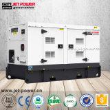 3 generatore elettrico silenzioso principale insonorizzato del motore diesel di potere 30kVA di fase con il sistema di trasferimento automatico