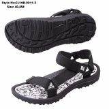 Sandali superiori dei ragazzi di sport di aumento dei pistoni degli uomini del tessuto