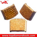 구체적인 지면을 갈기를 위한 PCD 다이아몬드 가는 격판덮개