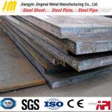 Plaques en acier résistantes d'abrasion laminée à chaud pour des machines d'ingénierie