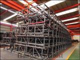 Sezione dell'albero del rifornimento per la gru/elevatore della costruzione di Gjj
