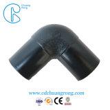 Coude PE Butt Fusion les raccords de flexible (45 degré coude)