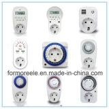 230V 16A Weekly Timer digital LCD/Temporizador do interruptor de luz /Temporizador para interior