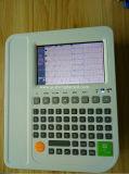 セリウムの公認の医療機器12チャネルEKG ECG機械