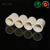 Tubo de cerámica Al2O3 del tubo el 99% del óxido de aluminio