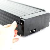 Het achter de e-Fiets van het Type van Rek Li-IonenPak van de Batterij met het Rode Licht van de Staart