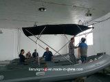 Liya 2.48.3m Stijve Opblaasbaar van de Boot van de Redding van de Rib met Motor Buitenboord