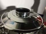Tamis vibrant à ultrasons pour la résine de revêtement de peinture Pigment de graisse en plastique en caoutchouc