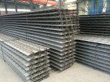 Decking della lastra del Gird del fascio della barra d'acciaio della costruzione concreta