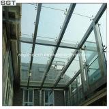 gafa de seguridad laminada 6.38m m con el certificado de Ce&CCC&ISO&SGS