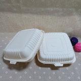 生物分解性Bento卸し売り使い捨て可能なボックスは熱い食品包装ボックスを取り除く