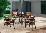 Tabella di alluminio esterna/Patio/HS6098dt/del giardino Rattan&