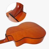 La coutume chinoise en bois massif Gypsy Guitar Priece bon marché