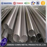 tubo de acero inoxidable inconsútil inoxidable del tubo/316 Tp316L del acero 316L 316
