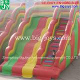 Bigjoys大人(BJ-W60)のための巨大で膨脹可能な水スライド
