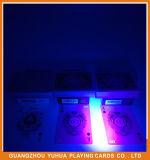 El casino de papel respetuoso del medio ambiente carda la impresión a todo color Yh67