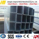 Galvanisiertes Kohlenstoff-Quadrat-Stahlrohr