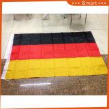 Полиэстер материал цифровой передачи тепла или печати во всех странах национальный флаг баннер с втулок