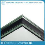 Custom Edifício Temperado plano temperado Vidro da janela