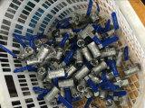 Filetage intérieur 1PC Clapet à bille en acier inoxydable 1000wog