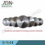 Strumenti eccellenti del diamante di qualità per il taglio a blocchi del granito