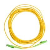 E2000 tipo cavi di ponticello dei cavi di zona della fibra