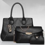 رفاهيّة نساء حقائب 3 [بكس] حقيبة عامل متجوّل حمل حقيبة يد محفظة محدّد الصين ممون [س8560]