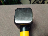 Молоток клуба/молоток облицовывать с ручкой TPR в ручных резцах, инструментах XL0093