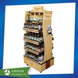 Свободно стоящая индикация магазина розничной торговли стойки индикации витамина