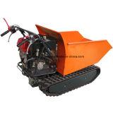 Basculement hydraulique Mini Dumper ; Mini transporteur; tombereau à chenilles