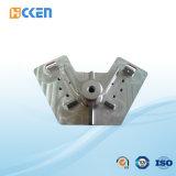 4つの軸線CNCの機械化アルミニウム部品
