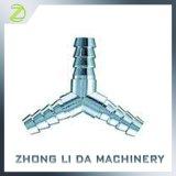 """Raccord de flexible en laiton """" Y """" mamelon mixte fournisseurs en Chine"""
