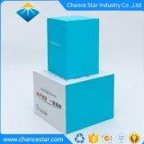 Papier imprimé personnalisé emballage en carton Box pour le produit