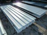 屋根ふきおよび壁のための波形の鋼板を着色しなさい