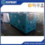3 leiser Dieselmotor-Energien-Generator der Phasen-50Hz mit Druckluftanlasser