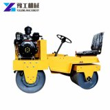 El equipo de construcción firme estructura SGS la aprobación de la máquina de rodillos de carretera
