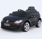 2016 New Kids Volkswagen Golf Licensed Ride on Car Toy 12V