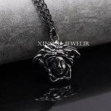 De nieuwe Uitstekende Halsband van de Godin van het Roestvrij staal van de Juwelen van de Manier