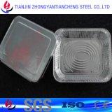 Колпачок клеммы втягивающего реле 1235 1100 алюминиевой фольги для использования в алюминиевых упаковки