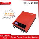 Montado na parede para DC integrado AC Inversor de Energia Solar